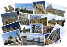 Viaggiando intorno all'Inghilterra Immagine Stock Libera da Diritti