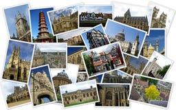 Viaggiando intorno all'Inghilterra fotografie stock
