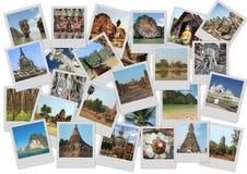 Viaggiando intorno alla Tailandia Fotografia Stock Libera da Diritti