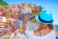 Viaggiando in Italia Immagine Stock Libera da Diritti
