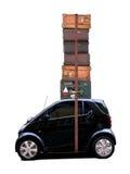 Viaggiando in macchina Car Fotografie Stock