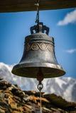 Viaggiando nelle montagne caucasiche Fotografie Stock Libere da Diritti