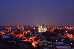 Viaggiando in Ucraina Fotografia Stock Libera da Diritti
