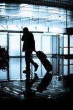 Viaggiatore di affari immagini stock