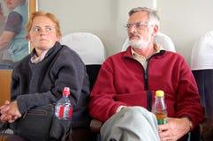 Viaggiatori Fotografia Stock Libera da Diritti