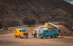Viaggiatori di Patagoinian fotografia stock libera da diritti