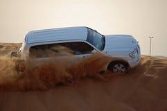Viaggio al deserto Fotografia Stock Libera da Diritti