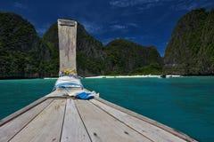 Viaggio alla baia del Maya Fotografia Stock
