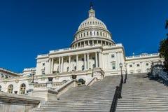 Viaggio alto su Capitol Hill immagine stock libera da diritti