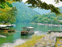 Viaggio-Arashiyama di Tokyo Immagini Stock