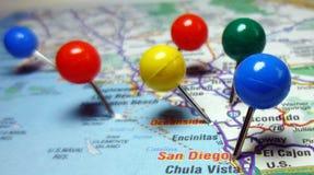 Viaggio California del sud Immagine Stock Libera da Diritti