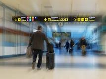 Viaggio d'affari internazionale Fotografie Stock
