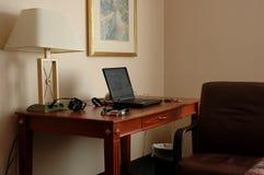 Viaggio d'affari - ufficio mobile immagini stock