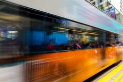 Viaggio del bus Fotografie Stock Libere da Diritti