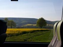Viaggio del bus fotografia stock libera da diritti