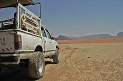 Viaggio del deserto immagine stock