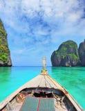 Viaggio della barca Immagine Stock Libera da Diritti