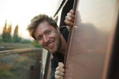 Viaggio della ferrovia fotografia stock libera da diritti