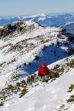 Viaggio della montagna immagini stock libere da diritti