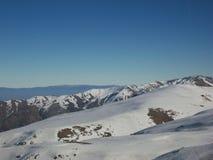 Viaggio della montagna alle Ande fotografie stock libere da diritti