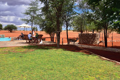 Viaggio della Namibia, Africa Immagine Stock Libera da Diritti