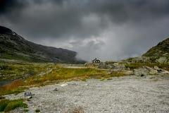Viaggio 2018 della Norvegia fotografie stock libere da diritti