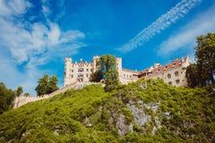Viaggio delle alpi della Baviera della Germania Fotografia Stock