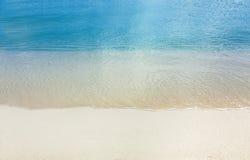 Viaggio delle Maldive della costa al paradiso Fotografia Stock Libera da Diritti