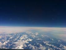 Viaggio di Europa di volo Immagine Stock Libera da Diritti