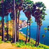 Viaggio di Phuket Fotografie Stock