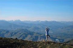 Viaggio di vacanza in montagne del nord delle cascate Fotografia Stock Libera da Diritti
