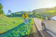 Viaggio di verdure del paese Immagine Stock Libera da Diritti