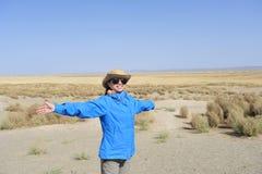 Viaggio a Dunhuang Fotografia Stock Libera da Diritti