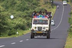 Viaggio in India rurale fotografie stock libere da diritti