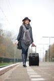Viaggio interurbano Fotografia Stock Libera da Diritti