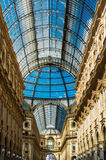 Viaggio in Italia: Milano, Lombardia Fotografia Stock Libera da Diritti