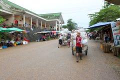Viaggio in laotiano Immagini Stock