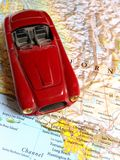 Viaggio Nord America Immagini Stock Libere da Diritti