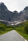 Viaggio nordico Fotografie Stock Libere da Diritti