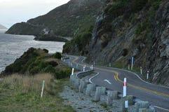 Viaggio stradale in Nuova Zelanda Fotografia Stock