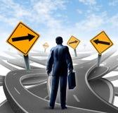 Viaggio strategico Fotografie Stock