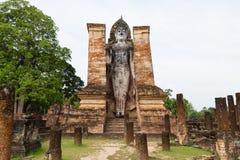 Viaggio Sukhothai Tailandia, capitale antica di Wat Mahathat di Sukhothai, Tailandia immagine stock libera da diritti