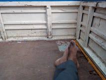 Viaggio in Tamil Nadu automatico fotografia stock