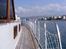 Viaggio Turchia della barca Fotografie Stock