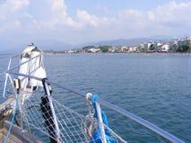 Viaggio Turchia della barca Immagine Stock