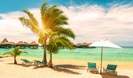 Viaggio, turismo e concetto tropicale di vacanze estive immagini stock libere da diritti