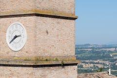 Viaggio verso la metà di tempo di molla dell'Italia Immagine Stock Libera da Diritti