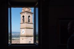 Viaggio verso la metà di tempo di molla dell'Italia Fotografia Stock Libera da Diritti