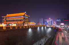 Viaggio a Xi'an Immagini Stock