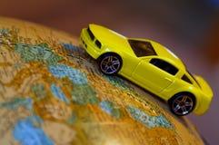 Viajando el mundo Imagen de archivo libre de regalías